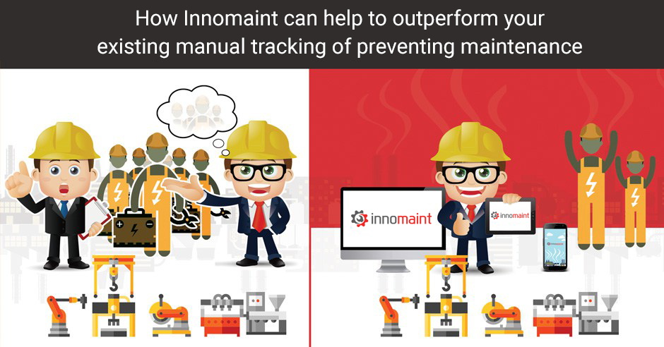 How Innomaint Cloud CMMS Can Help to Outperform Your Existing
