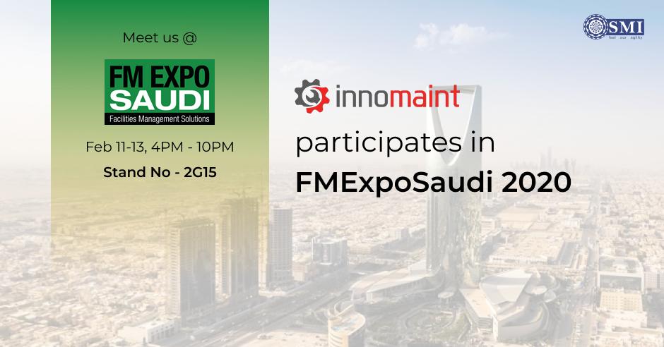 Innomaint Participates in FM Expo Saudi 2020