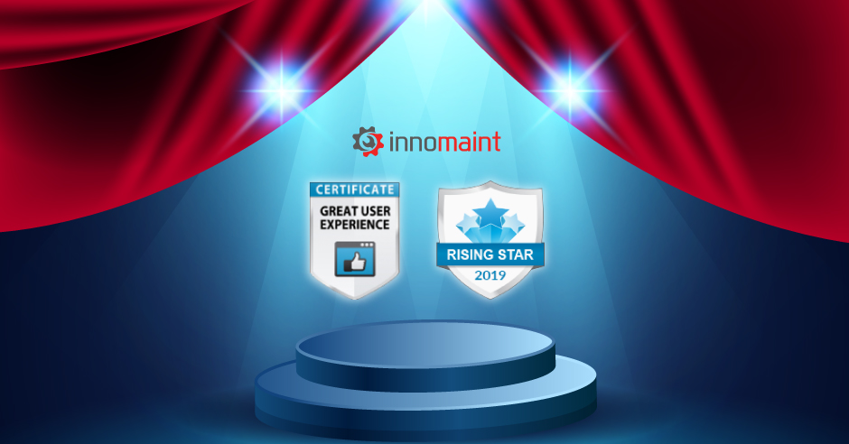 Innomaint CMMS Acknowledged as Outstanding Online Maintenance Management Software by